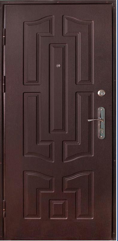дверь металлическая эконом для дачи ногинский район